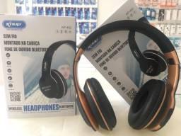 Fone Bluetooth-Novo