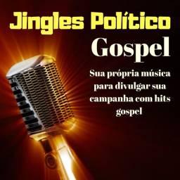 Jingles políticos , música para sua campanha