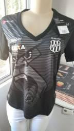 Camisa da Ponte - Tam G Feminina - Original Topper, nova na etiqueta