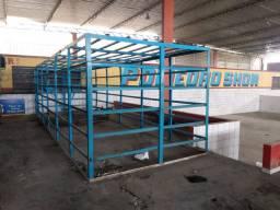 Gaiola para transporte de gás GLP R$5.000,00