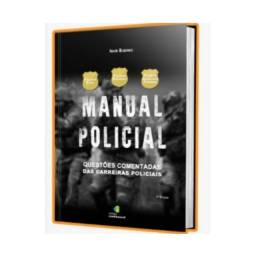 Manual Policial caderno de questões