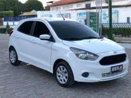 Ford ka 2018 branco 1.0