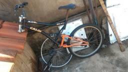 Bicicleta Caloi aro 26 precisa de conserto