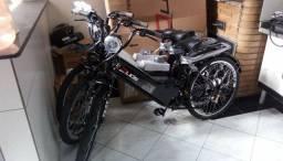Bicicleta eletrica 800w 0km