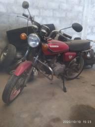 CG 125 bolinha - 1981