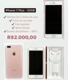 IPhone 7 Plus - 32G Rose