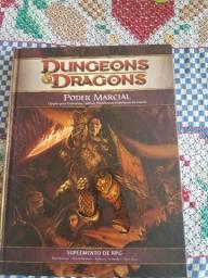 D&D 4 edição, livro de suplementos poder marcial- PTBR