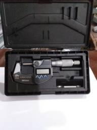 Micrometro mitutoyo digital 025mm