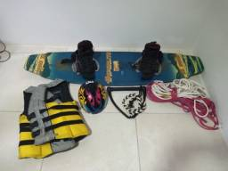Kit completo Wakeboard