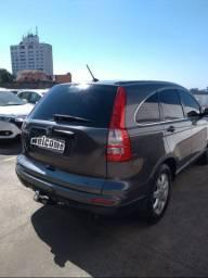 Honda CRV LX 2010 Automática Cinza Em Excelente Estado