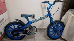 Bicicleta infantil masculino
