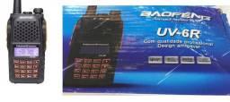 Rádio Comunicador uv 6R
