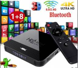 Lote 02 -Android Tv Box 1gb-8gb 2.4G/5G 4K Dual WIFI