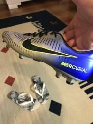 Chuteira Nike Mercurial X Vortex III Neymar FG
