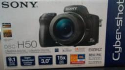 Câmera Semi-Profissional Sony DSC-H50