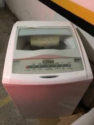 BARBADA. Máquina de lavar Brastemp 8 kg