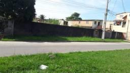 Alugo terreno com 1.200 m2, com RGI, murado, poço artesiano e energia elétrica
