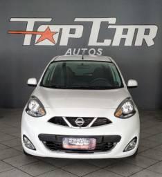 Nissan March SL Aut Xtronic CTV 1.6 - 2017 EXTRA