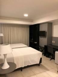 Flat mobiliado no Hotel Executive