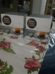 2 Caixas de café em cápsulas p/ Dolce Gusto