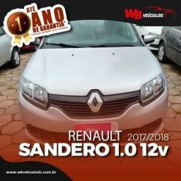 Renault Sandero Authentic 1.0 12v SCe