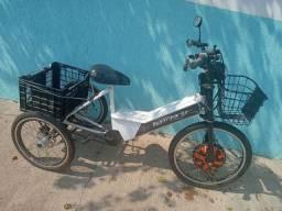 Bicicleta Elétrica triciclo Daytona