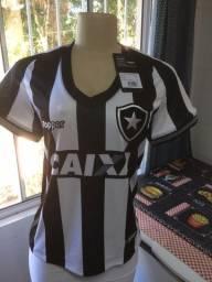 """Camisa do Botafogo, Tam G feminina - Original Topper, nova na etiqueta"""""""