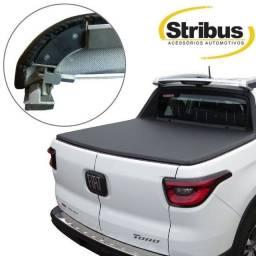 Título do anúncio:  Capota Maritima Fiat Toro marca Stribus ( Nova na caixa )
