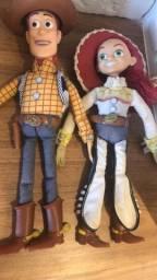 Woody e Jessie