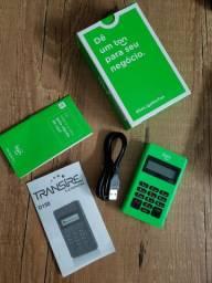 Maquininha de cartão crédito e debito Ton D150