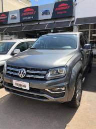 Vw Amarok V6 Highline 2018, 39 mil km