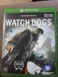 Vendo jogo watch dogs 1