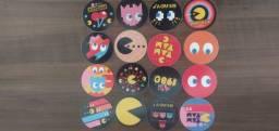 Vendo tazos do Pac Man