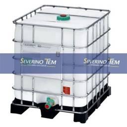 Container IBC_Tambor_Bombona_Tonel_Barrica_Reservatório - 1000 litros