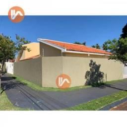 R$ 3.200 Aluga-se Casa JD Paulista Ourinhos, 3 dormitórios