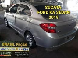 Peças Originais do Ford Ka Sedan 2019