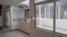 Cobertura à venda com 4 dormitórios em Lagoa, Rio de janeiro cod:TJCO40034