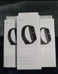 Xiaomi Amazafit Band 5 com oxímetro