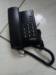telefone com fio intelbras pleno (NOVO NA CAIXA)