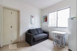 Apartamento à venda com 1 dormitórios em Centro histórico, Porto alegre cod:320948