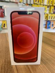 iPhone 12 128gb RED (Novo, LACRADO)