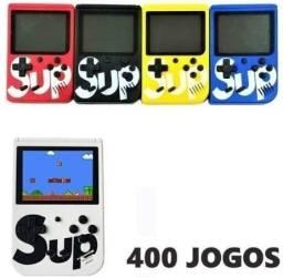 Mini Game SUP 400 Jogos Portátil Retrô Clássico