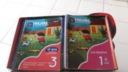 Kit livros primeiro ano