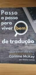 Iivro: Passo a passo para viver bem de tradução