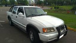 Camionete S10 - 4x4 - Diesel - 1998 - Oportunidade!!