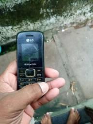 Vendo celular lg antigo