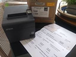 Impressora Térmica Epson TM-T20 -Nova
