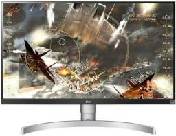 "Monitor LG 27"" UHD 4K IPS DisplayHDR 27UL650 Preto<br><br>"