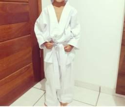 Uniforme taekwondo brasil