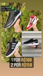 Promoção 4 tênis por R$280